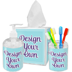 Design Your Own Bathroom Accessories Set (Personalized)