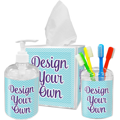 Design Your Own Acrylic Bathroom Accessories Set