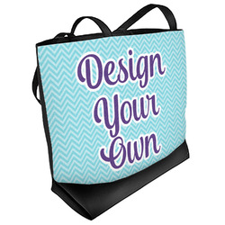 Design Your Own Beach Tote Bag (Personalized)
