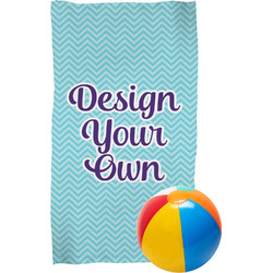 Design Your Own Beach Towel (Personalized)
