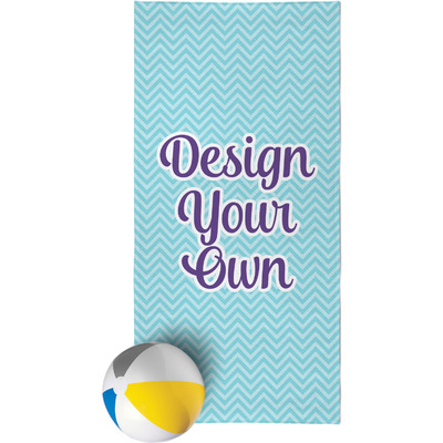 Design Your Own Beach Towel