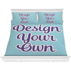 Design Your Own Comforter Set - King