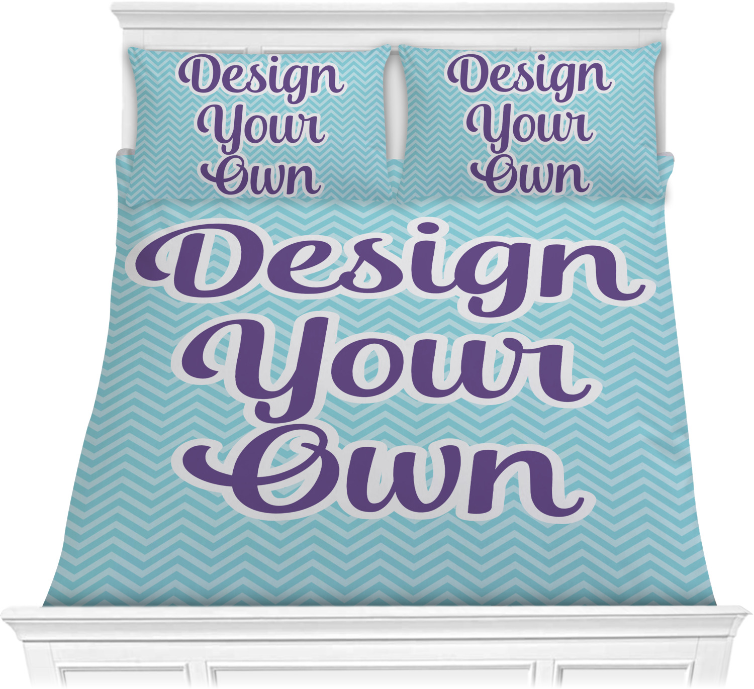 Design Your Own Comforter Set Personalized