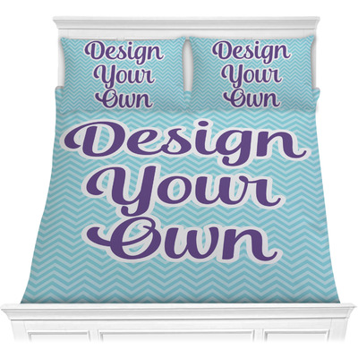 Design Your Own Personalized Comforters