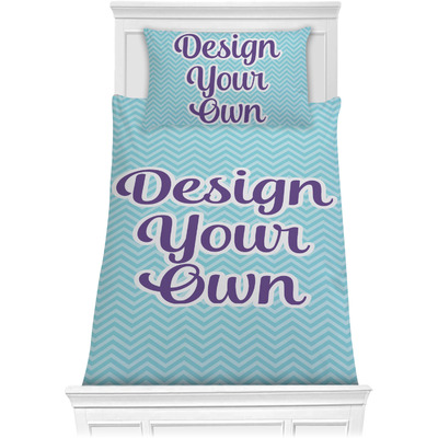 Design Your Own Personalized Comforter Set - Twin XL