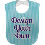 Design Your Own Jersey Knit Baby Bib