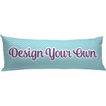 Design Your Own Body Pillow Case (Personalized)