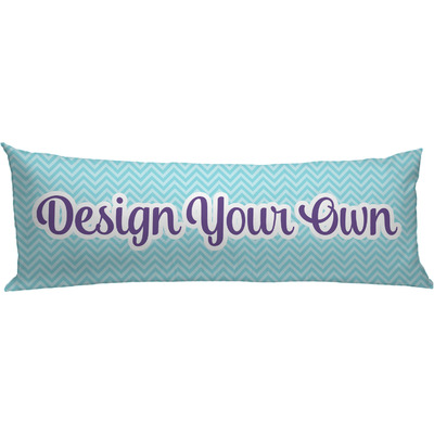 Design Your Own Personalized Body Pillow Case