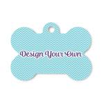 Design Your Own Bone Shaped Dog ID Tag