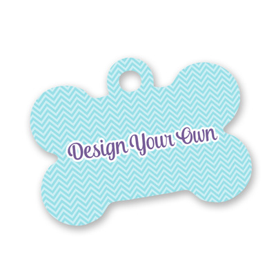 Design Your Own Bone Shaped Dog Tag