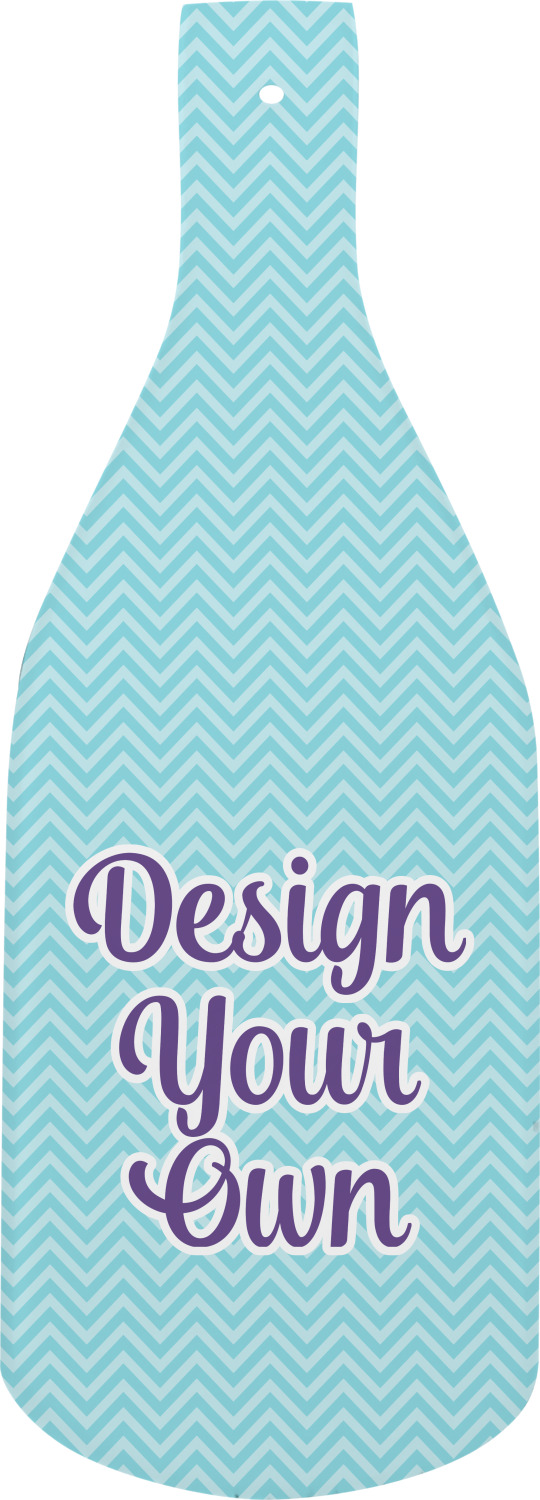 Design your own bottle shaped cutting board personalized for Make your own chopping board