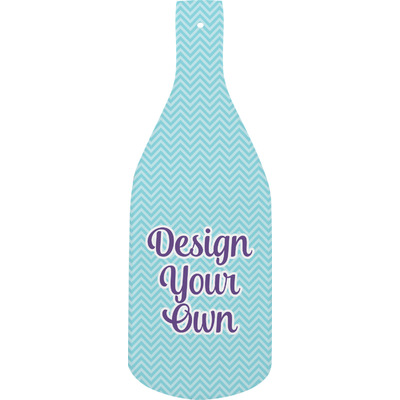 Design Your Own Personalized Bottle Shaped Cutting Board