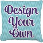Design Your Own Faux-Linen Throw Pillow