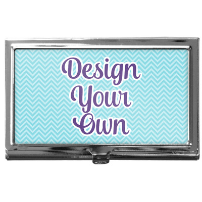Personalized business card holders youcustomizeit colourmoves
