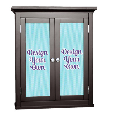 Design Your Own Personalized Cabinet Decal - Large