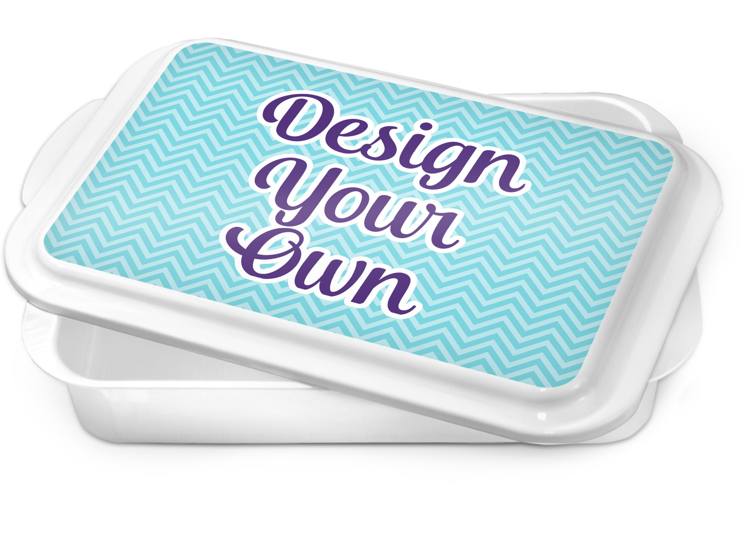 Design Your Own Cake Pan (Personalized) - YouCustomizeIt