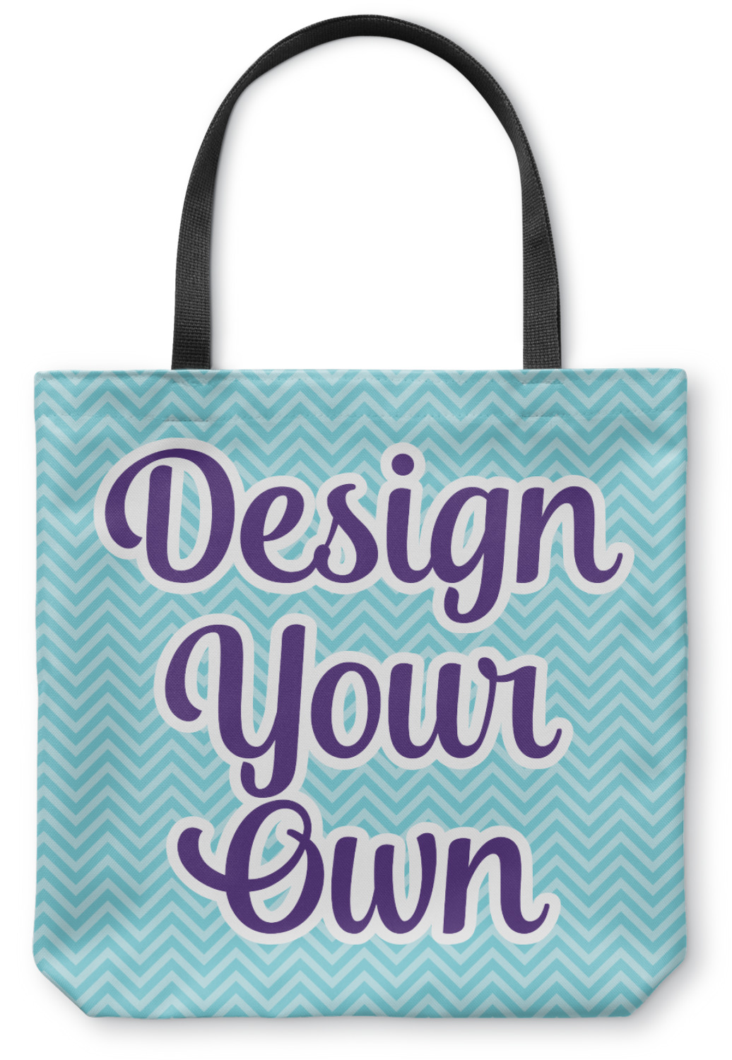 Design Your Own Canvas Tote Bag - Large
