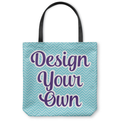 Design Your Own Canvas Tote Bag
