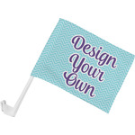 Design Your Own Car Flag (Personalized)
