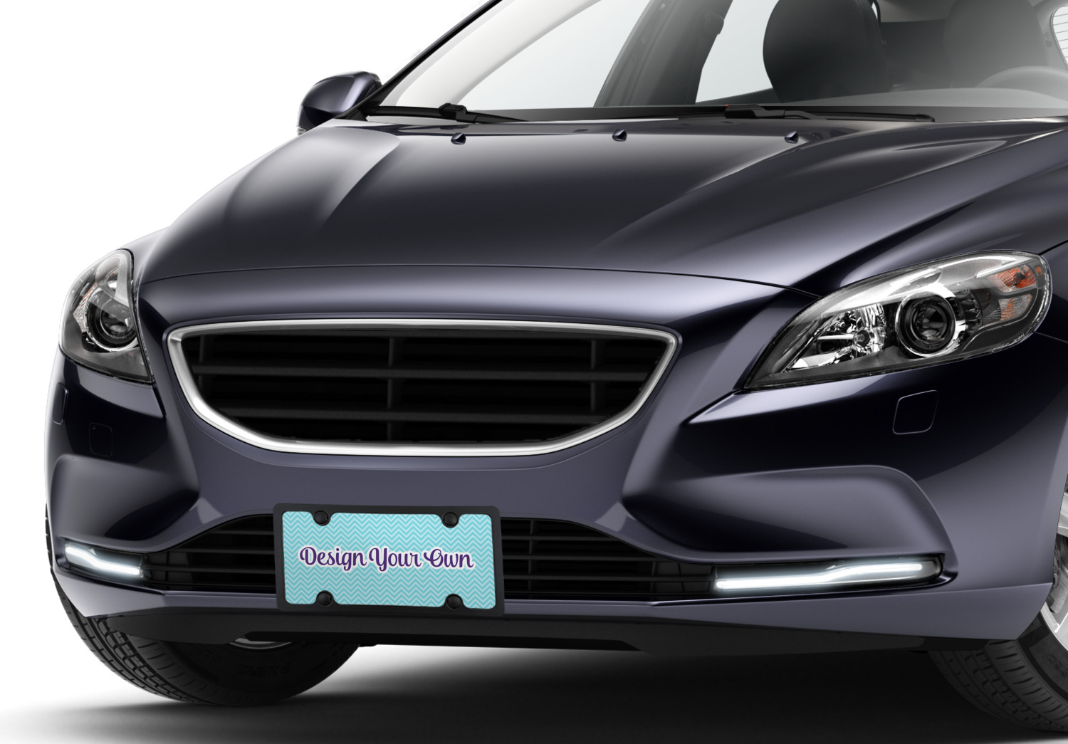 Make Your Own Car >> Design Your Own Personalized Front License Plate