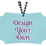 Design Your Own Rear View Mirror Ornament