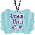 Design Your Own Rear View Mirror Decor