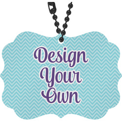 Design Your Own Rear View Mirror Charm
