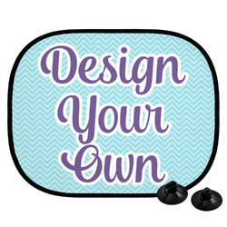 Design Your Own Car Side Window Sun Shade