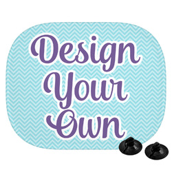 Design Your Own Car Side Window Sun Shade (Personalized)