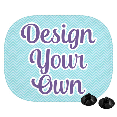 Design Your Own Personalized Car Side Window Sun Shade