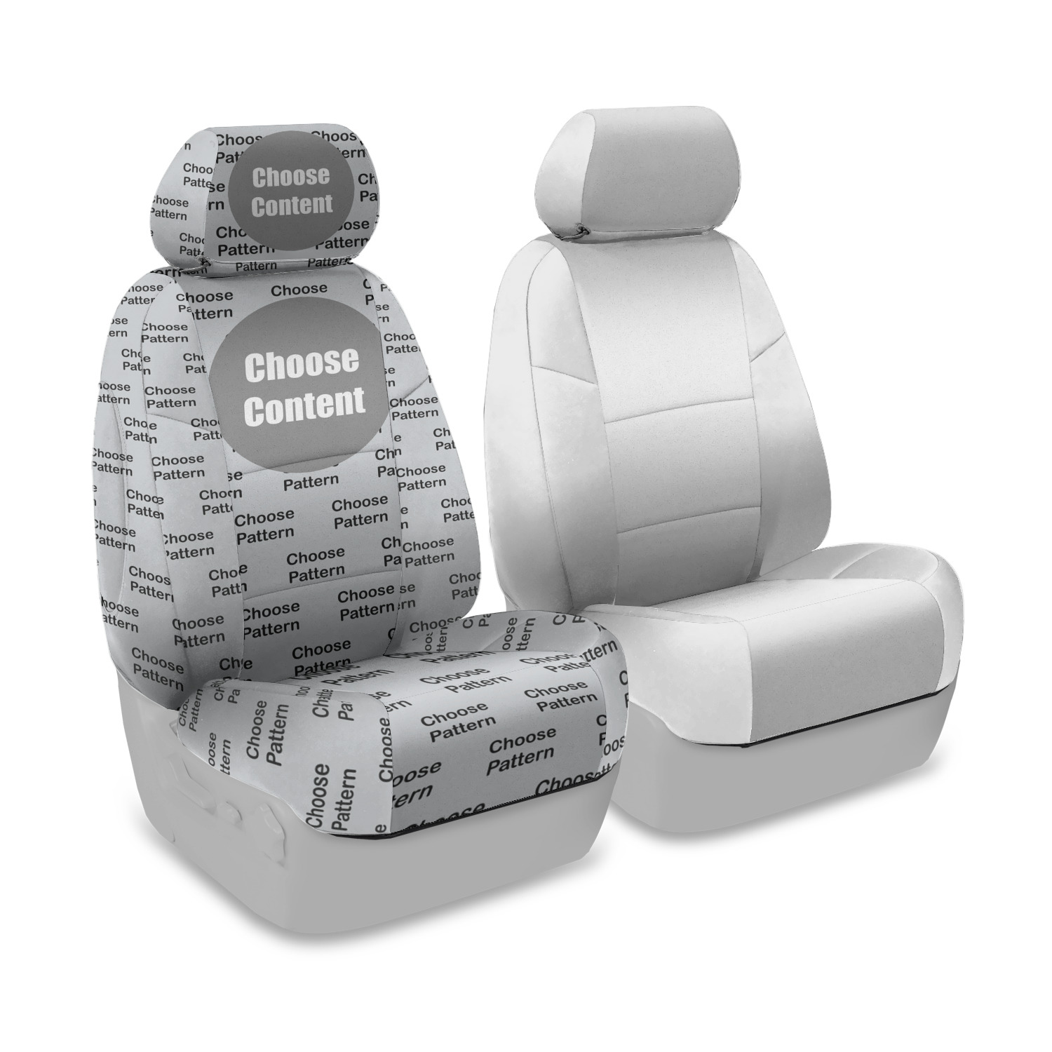 Design Your Own Car Seat Covers Experimental