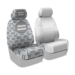 Design Your Own Car Seat Covers (Experimental) (Personalized)