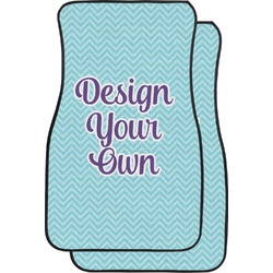 Design Your Own Car Floor Mats (Front Seat) (Personalized)