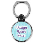 Design Your Own Cell Phone Ring Stand & Holder (Personalized)