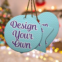 Design Your Own Ceramic Ornament