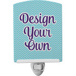 Design Your Own Ceramic Night Light (Personalized)