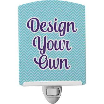 Design Your Own Ceramic Night Light