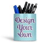 Design Your Own Ceramic Pen Holder