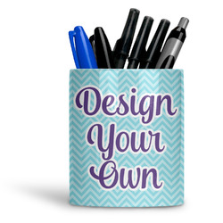 Design Your Own Ceramic Pen Holder