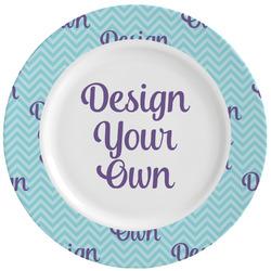Design Your Own Ceramic Dinner Plates (Set of 4)