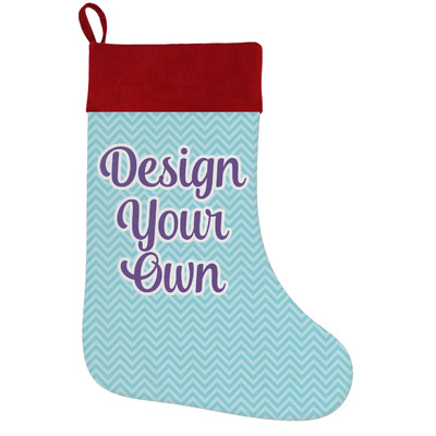 Design Your Own Personalized Holiday / Christmas Stocking