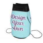 Design Your Own Neoprene Drawstring Backpack (Personalized)