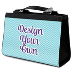 Design Your Own Classic Tote Purse w/ Leather Trim (Personalized)