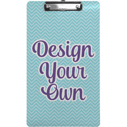 Design Your Own Clipboard (Legal Size) (Personalized)