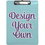 Design Your Own Clipboard (Personalized)
