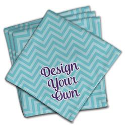 Design Your Own Cloth Napkins (Set of 4)