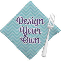Design Your Own Cloth Napkins (Set of 4)