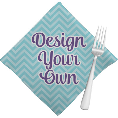 Design Your Own Personalized Cloth Napkins (Set of 4)