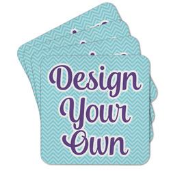 Design Your Own Cork Coaster - Set of 4