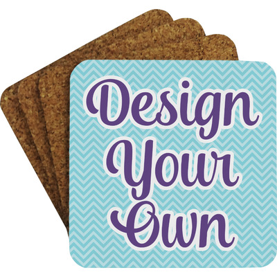 Design Your Own Personalized Coaster Set